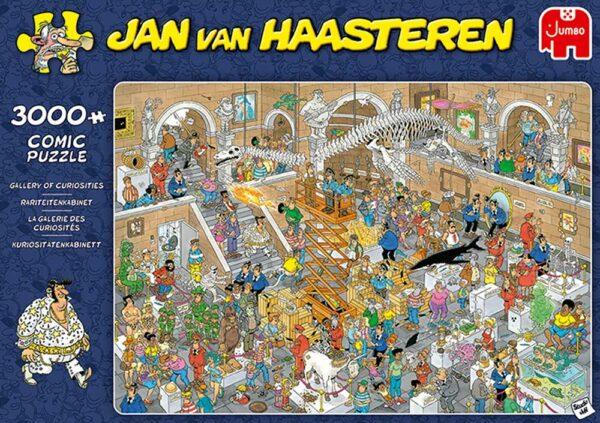 Jan van Haasteren Rariteitenkabinet