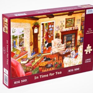 in time for tea hop legpuzzels.nl 500xl