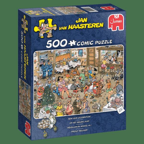 Jan Van Haasteren Het Nieuwe Jaar