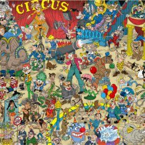 John Erkelens Circus 1