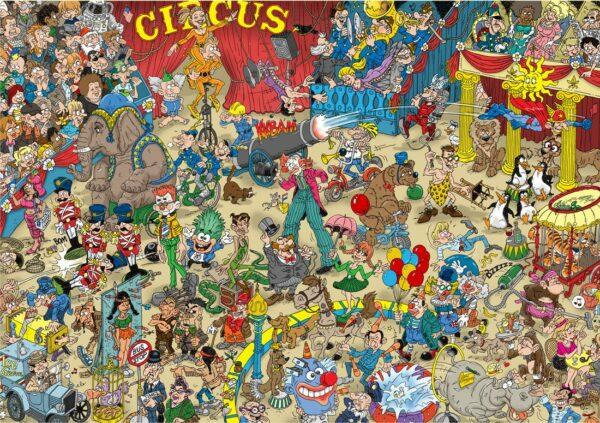 John Erkelens Circus