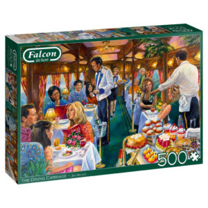 jumbo11328 falcon the dining carriage legpuzzels.nl
