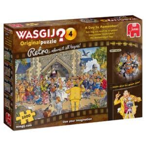 Jumbo Wasgij Retor Original