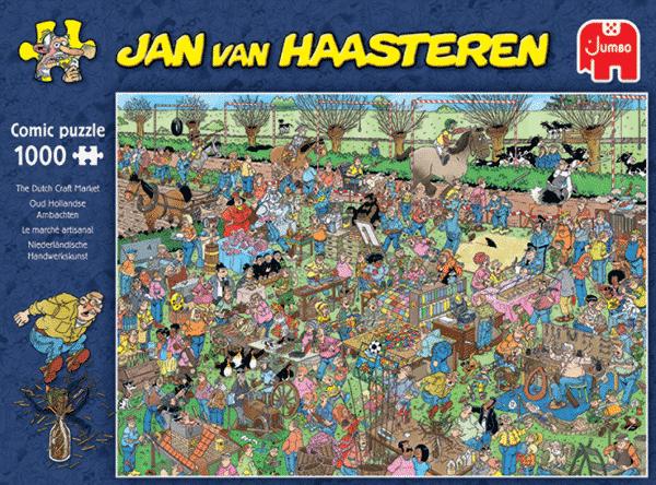 jumbo20046 van haasteren oud hollandse ambachten legpuzzels.nl1