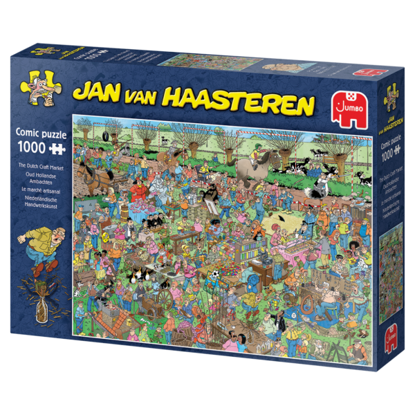jumbo20046 van haasteren oud hollandse ambachten legpuzzels.nl3