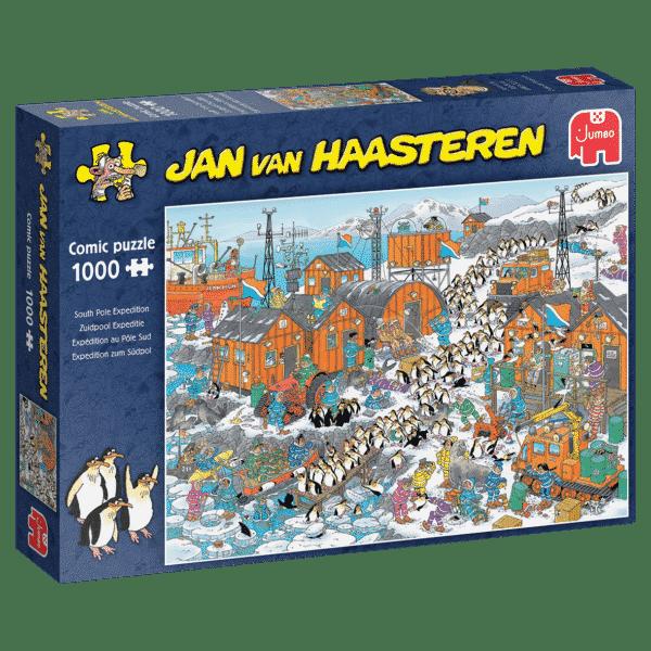 Zuidpool Expeditie Jan Van Haasteren