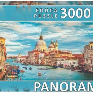 19053 3000 panorama canal venecia