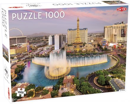 Las Vegas 1000 stukjes