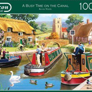 falcon busy time canal boten