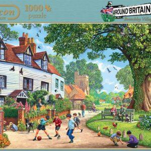 around britain brenchley village kent