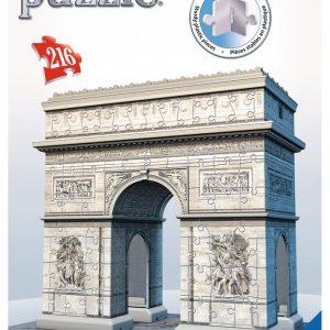 ravensburger puzzel 3d arc de triomphe
