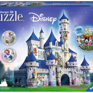 disney 3d puzzel ravensburger kasteel mickey mouse