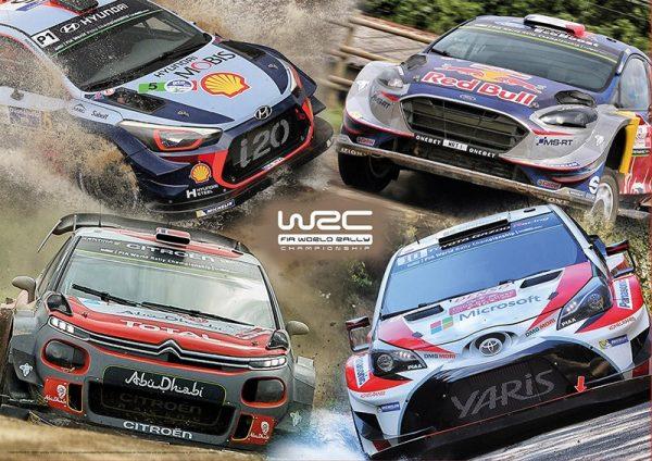 fifa world rally championship