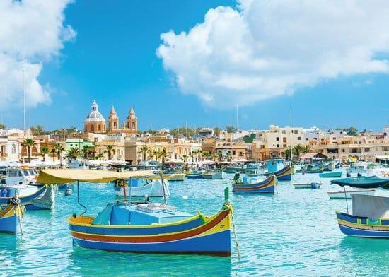 Malta Legpuzzel