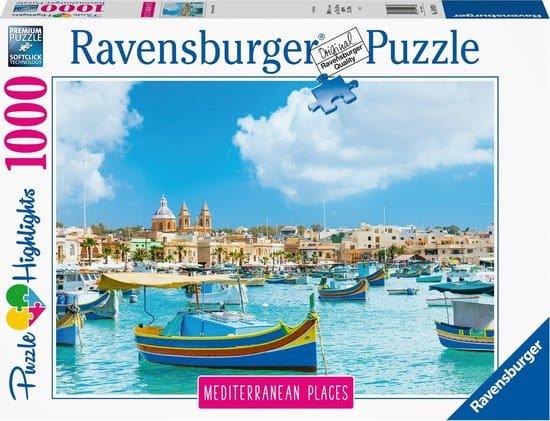 Malta Legpuzzels