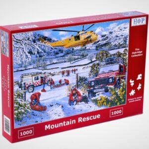 mountain rescue legpuzzels.nl