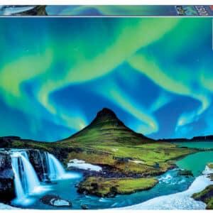 noorderlicht ijsland legpuzzels