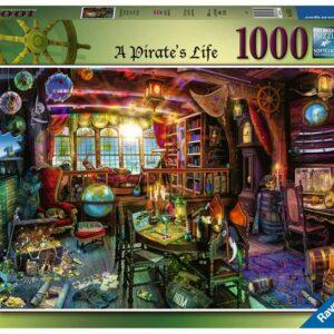 Piratenleven Legpuzzels
