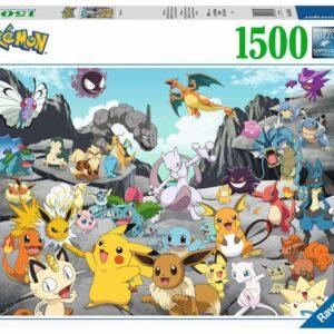 Pokemon Classics Legpuzzels