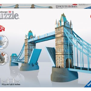 3d puzzel tower bridge londen london