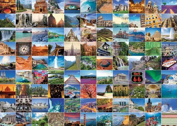 99 mooie plekken europa