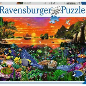 Schildpad In Het Rif Ravensburger