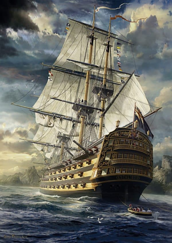 boot schip zeilen