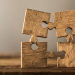 De geschiedenis van de puzzel