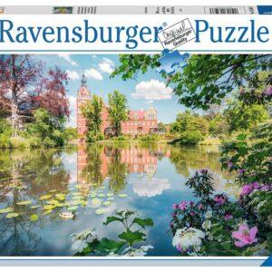 Sprookachtig Slot Muskau Ravensburger Legpuzzels