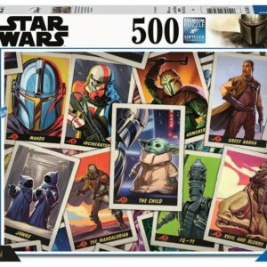 Star Wars The Mandalorian Ravensburger