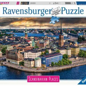 Stockholm Zweden Legpuzzels