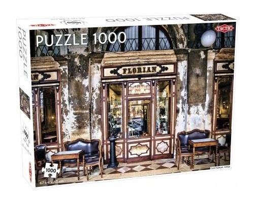 Tactic Legpuzzel Cafe Florian 1000 Stukjes