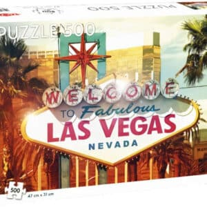 Tactic Puzzel Las Vegas 500 Stukjes