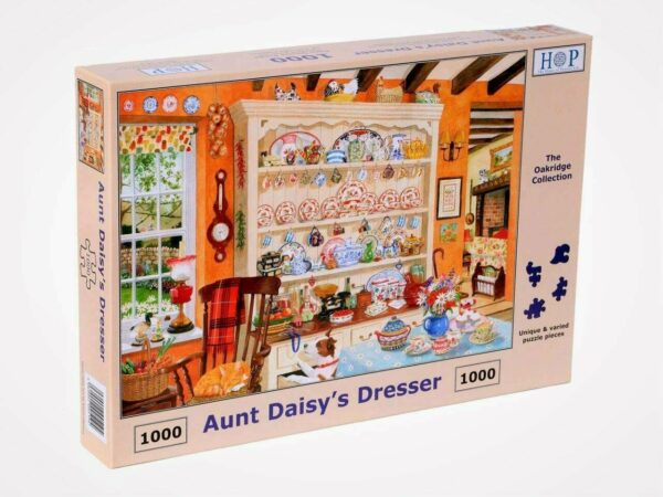 The House Of Puzzles Aunt Daisy's Dresser