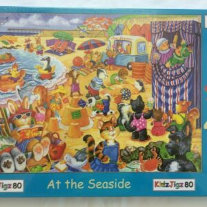 The House Of Puzzles Xxl Pieces At The Seaside