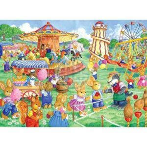 The House Of Puzzles Xxl Pieces Funfair Games