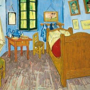 van gogh bedroom in arles clementoni39616 01 legpuzzels.nl