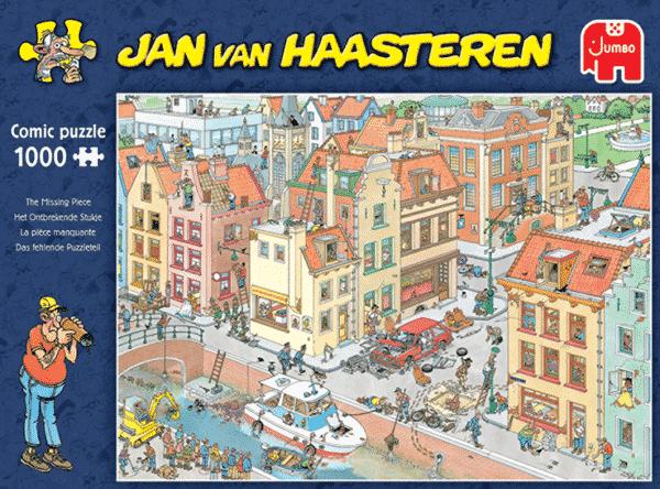 van haasteren het ontbrekende stukje legpuzzels.nl jumbo20041 2
