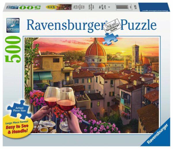 wijn drinken op het terras 16796 ravensburger 2