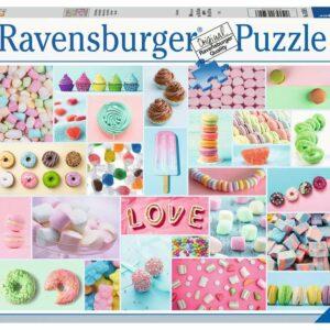 Zoete Verleiding Ravensburger Legpuzzel